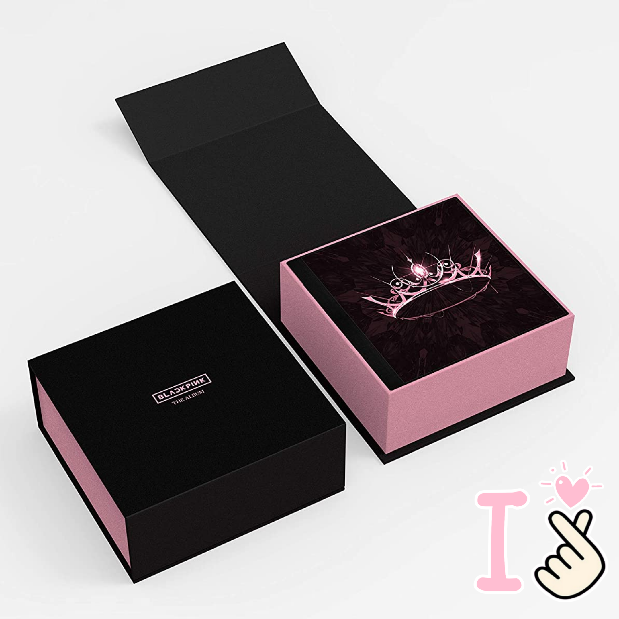 BLACKPINK ACCESORIOS THE ALBUM