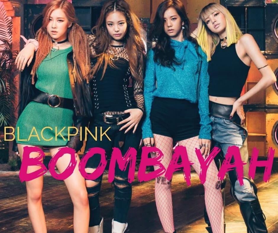 Top 10 BLACKPINK BOOMBAYAH