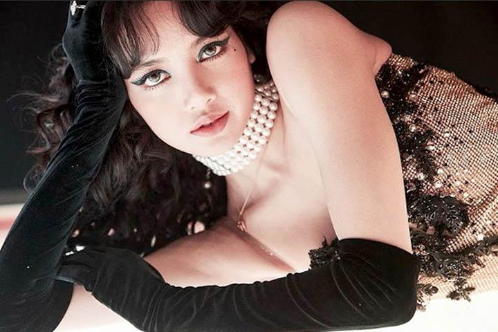 Lisa de Blackpink cantante