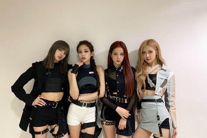 integrantes de Blackpink mujeres