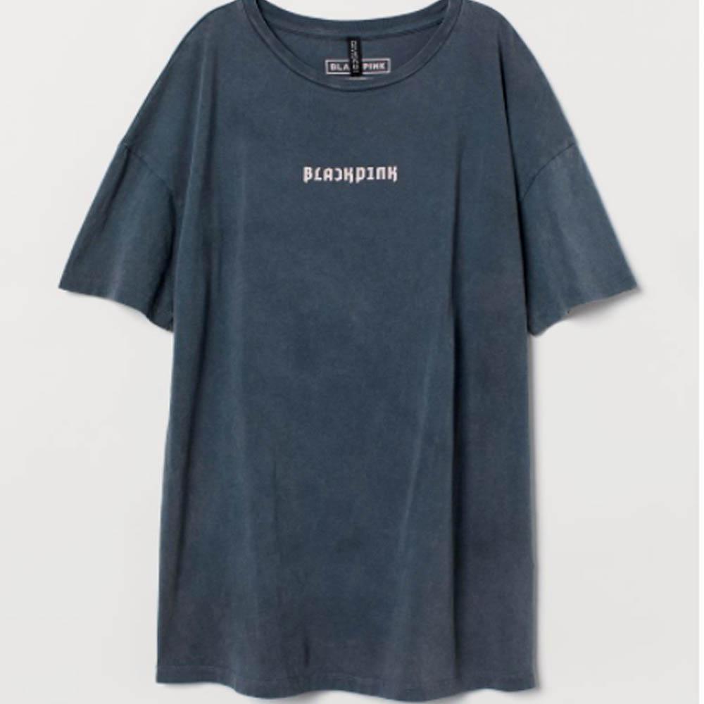 ropa de Blackpink playera