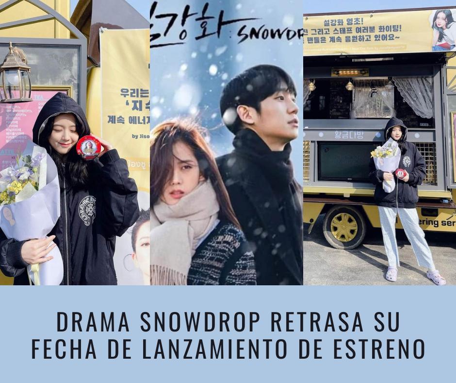 Drama Snowdrop portada