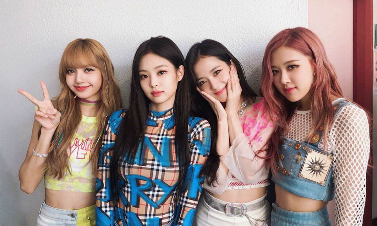 Blackpink 4+1 project chicas