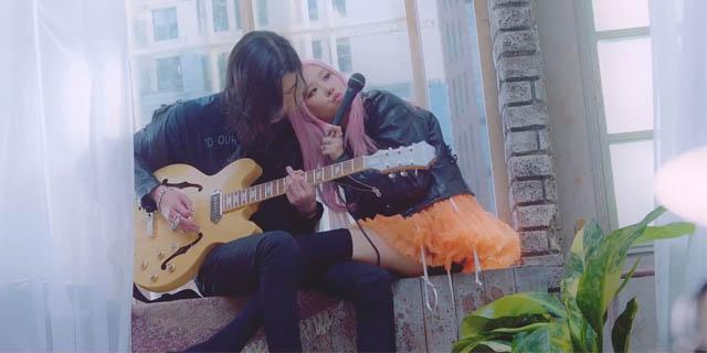 Lovesick Girls pareja