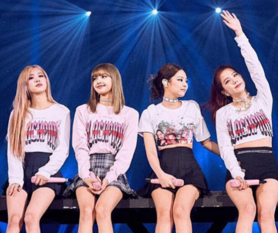 Blackpink The Movie cantantes