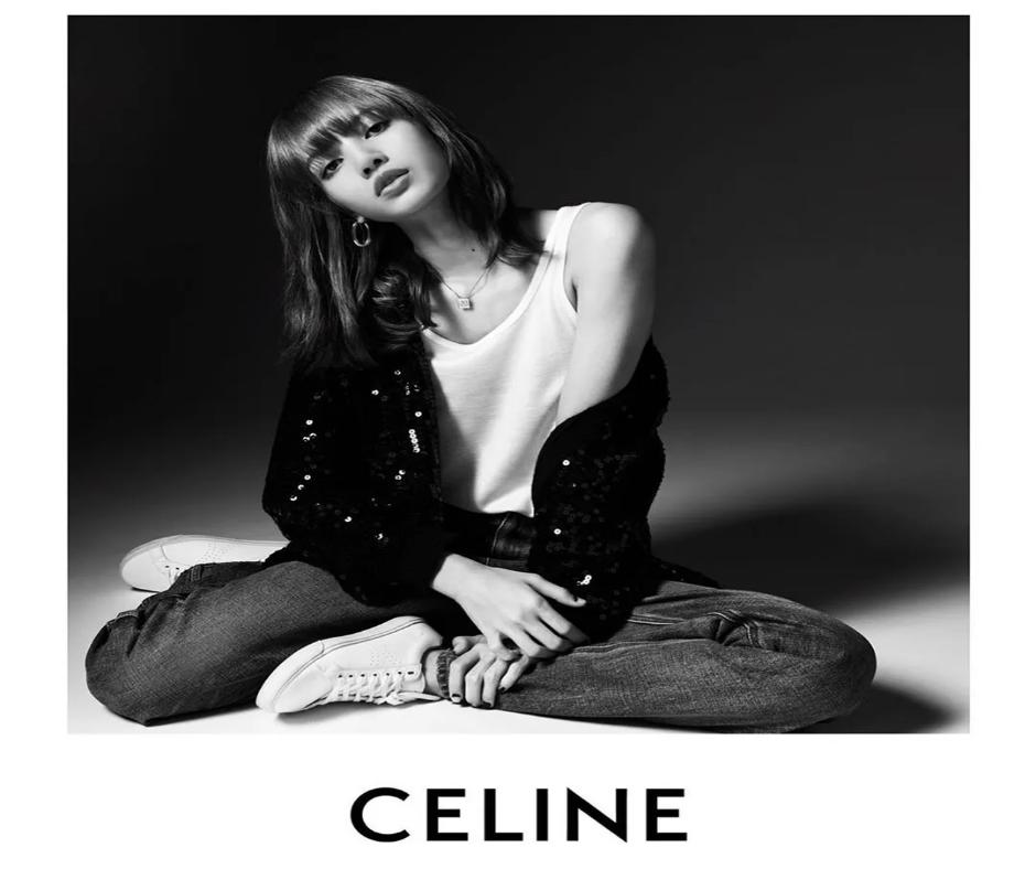 Blackpink 4+1 project celine
