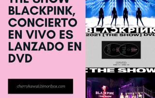 The Show Blackpink portada