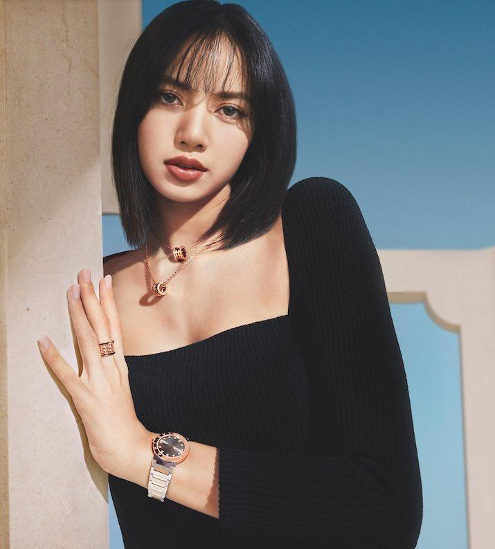 Lisa de Blackpink mujer