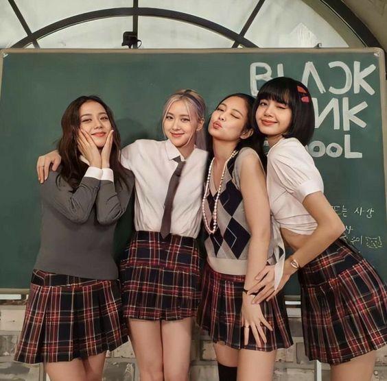 Blackpink 4+1 project amigas