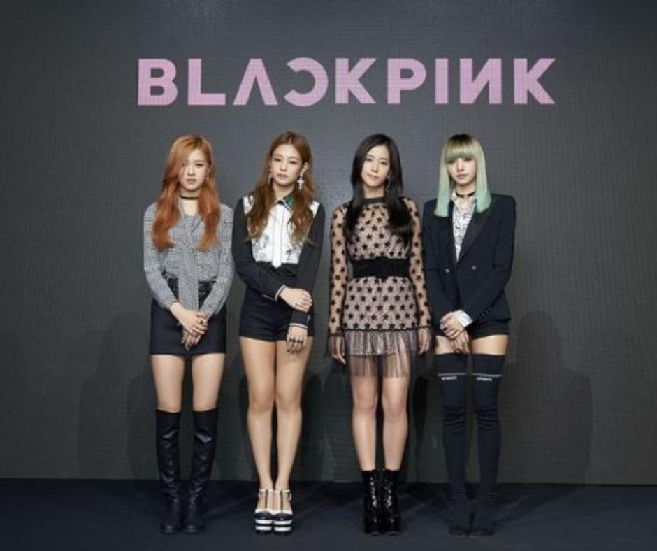 BLACKPINK 5 aniversario integrantes