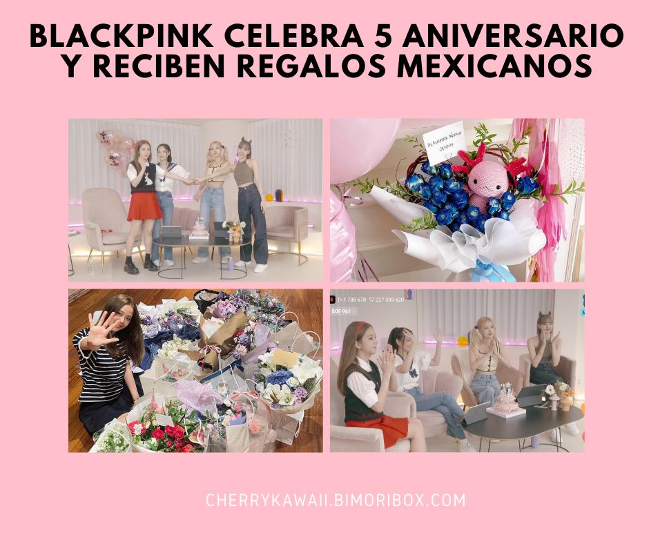 BLACKPINK 5 aniversario portada