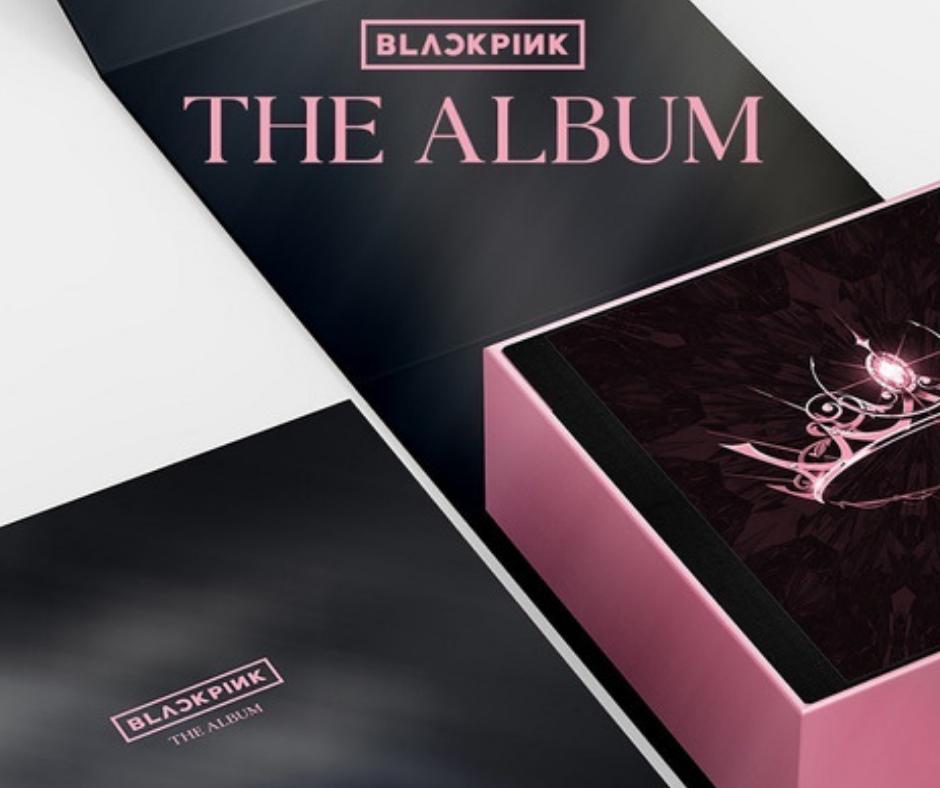 Blackpink logros album