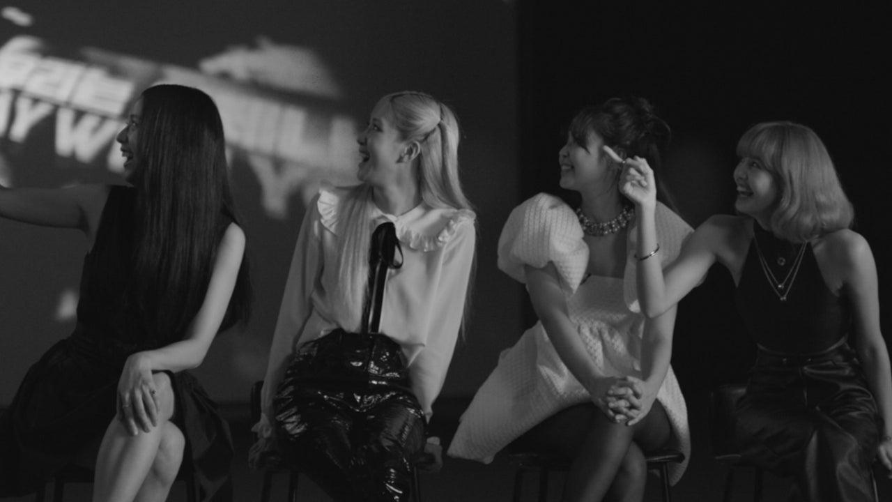 Blackpink The Movie niñas
