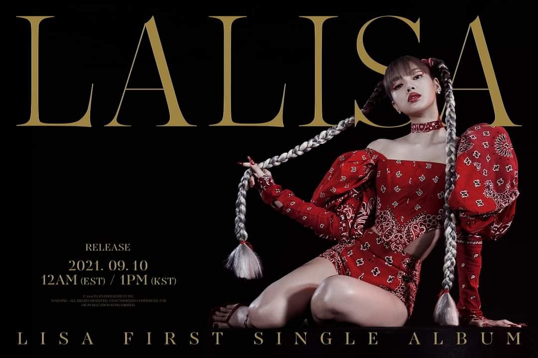 LALISA poster