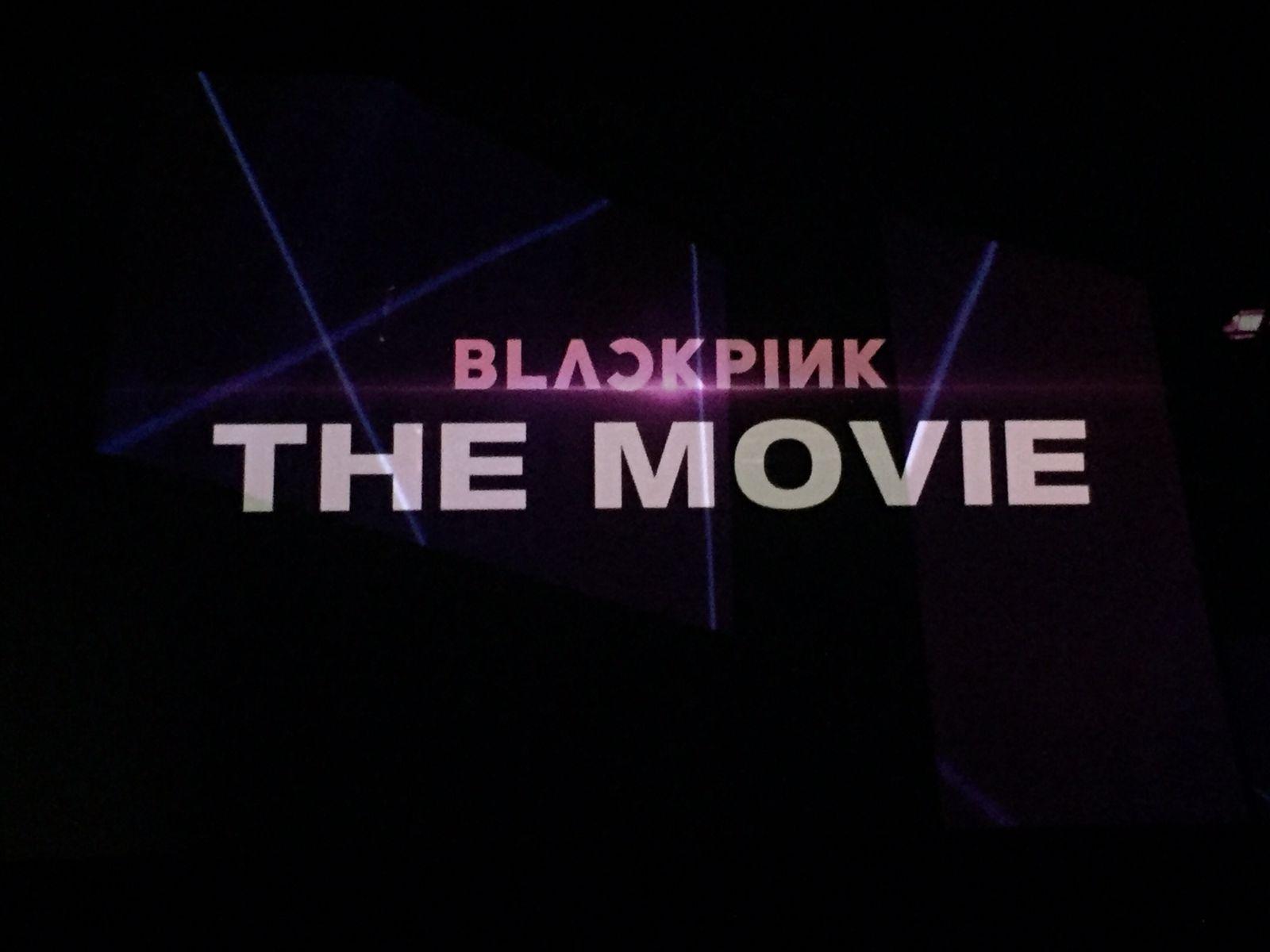 Blackpink The Movie titulo