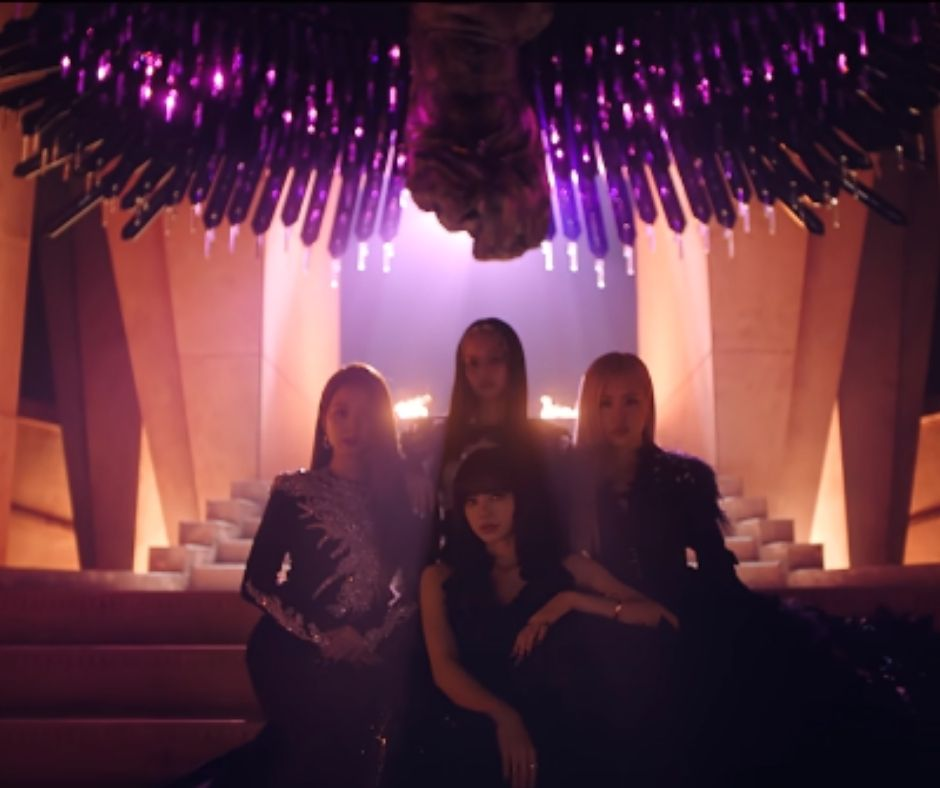 Blackpink The album mujeres