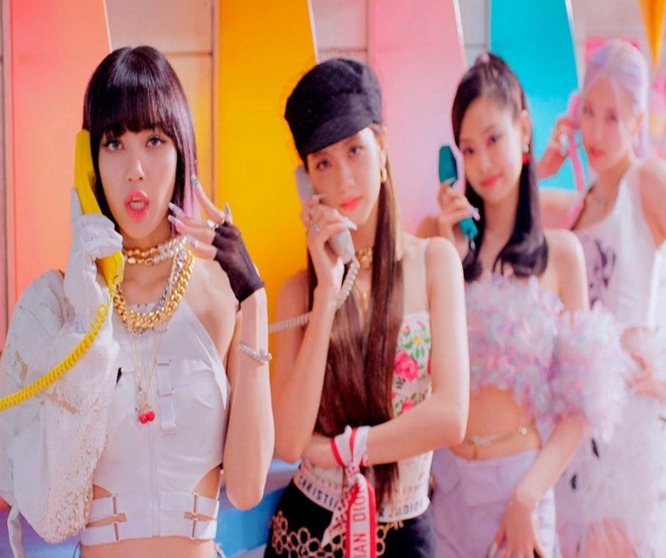 Blackpink The album niñas